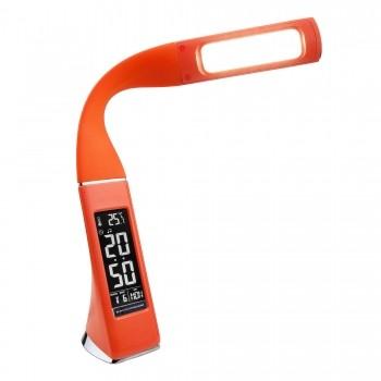 Настольный светодиодный светильник Elara оранжевый TL90220