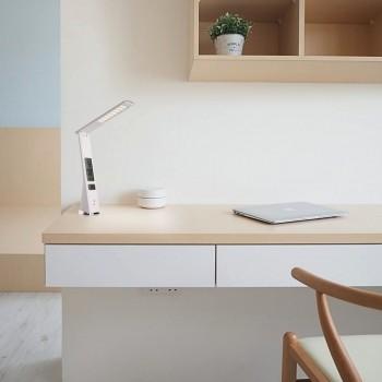 Светодиодная настольная лампа с аккумулятором 80504/1 белый