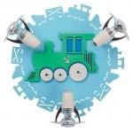 Светильник настенно-потолочный TechnoLux Kids Train 4064