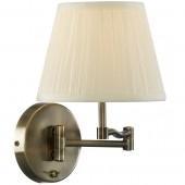 Настенный светильник (бра) Arte lamp California A2872AP-1AB