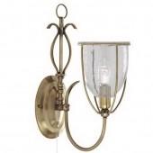 Настенный светильник (бра) Arte lamp Salvador A6351AP-1AB