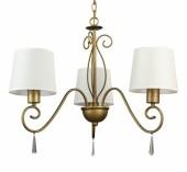 Подвесной светильник (люстра) Arte lamp Carolina A9239LM-3BR