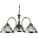 Подвесной светильник (люстра) Arte lamp American diner A9366LM-3AB