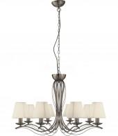 Подвесной светильник  (люстра)  Arte lamp Domain A9521LM-8AB