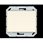 Выключатель крестовой VILMA XP500 Classic слоновая кость