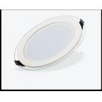 Светодиодный светильник круглый со стеклом С-303 15W 3000К