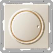 Светорегулятор (диммер) 630W Wessen 59 слоновая кость